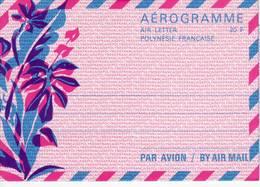 Polynésie Française, Aérogramme Neuf, N° 1 De 1972 - Ungebraucht