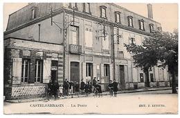 Castelsarrasin . - La Poste. - Castelsarrasin