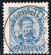 Portugal, 1882/3, # 58 Dent. 11 3/4x12, Used - 1862-1884 : D.Luiz I