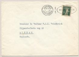 Schweiz - 1930 - 7,5c GTellknabe On Hotel Cover From Luzern To Arnhem / Nederland - Zwitserland