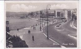 CARD GENOVA CORSO ITALIA 1941 -FP-V   -2-0882 28076 - Genova (Genoa)