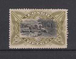 Congo-Belge. 1909. COB N° 53 *, MH  Cote COB 2018 : 3,50 € - Congo Belge