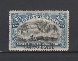 Congo-Belge. 1909. COB N° 33 B Type 4 *, MH  Cote COB 2018 : 60 € - Congo Belge