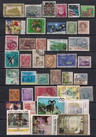 World Mixed Selection Of 40 Used Stamps Various Countries ( E1267 ) - Stamps