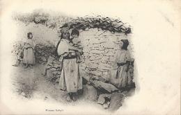 CPA Algérie Femme Kabyle - Women