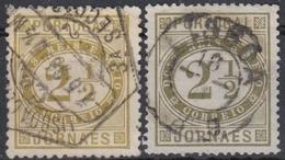 PORTUGAL 1876-1894 Nº 50/50A USADO - 1862-1884 : D.Luiz I