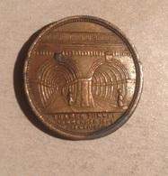 TOKEN JETON GETTONE LONDON TUNNEL TAMIGI VICTORIA REGINA 1846 - Monetari/ Di Necessità