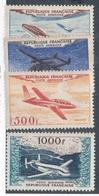 CA-22: FRANCE: Lot Avec PA N°30/33** (léger Pli Sur 33) - 1927-1959 Neufs