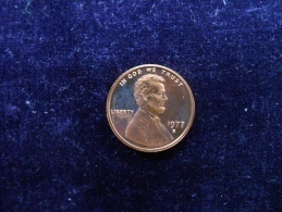 1977-S Proof Lincoln Cent - Federal Issues