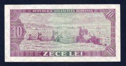Banconota Romania - 10 Lei 1966 (SPL) - Romania