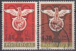 PORTUGAL 1963 Nº 914/15 USADO - 1910-... République