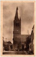 71 SAINT-MARTIN-en-BRESSE - Le Clocher Après L'incende Du 8 Juillet 1938 - France