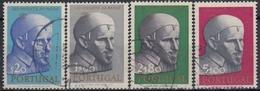 PORTUGAL 1963 Nº 922/25 USADO - 1910-... République