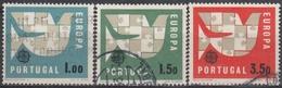 PORTUGAL 1963 Nº 929/31 USADO - 1910-... République