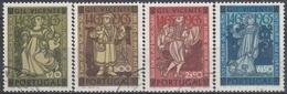 PORTUGAL 1965 Nº 977/80 USADO - 1910-... République