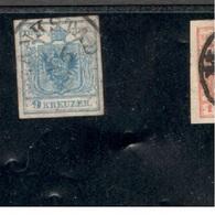 Austria1850:  Michel 5 Typeb Used - 1850-1918 Imperium