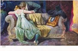 Adolf 'Jodolfi'  -  Young Couple : The Height Of Bliss - Adolf 'Jodolfi'