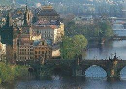 Praha - Prag - Prague.     # 07502 - Yugoslavia
