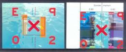 E102- Schweiz Switzerland 2003. Suisse (Brief) SST Slogan Cachet 1788 EXPO 02. - Switzerland