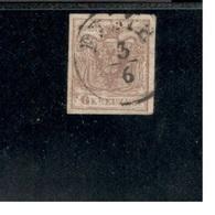 ITALY1850:Lombardei-Venetia3y MILANO - Ungebraucht