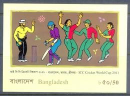 E109- Bangladesh 2011 ICC Cricket World Cup. - Bangladesh