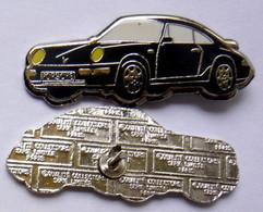 Pin's Série Limitée Voiture PORSCHE 911 - Porsche