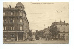 Marcinelle Rue De Charleroi Tram - Charleroi