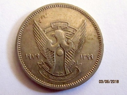 Sudan: 2 Gersh 1979 (rare) - Soudan