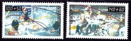 E124- Germany Berlin 1990 Sports. - Stamps