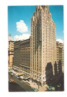 USA NY New York Hotel Wellington Seventh Avenue Fifty Fifth Street - Cafés, Hôtels & Restaurants