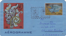 Aérogramme A 23 (br3491) - Postal Stationeries