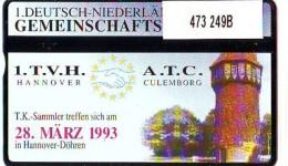 Telefoonkaart  LANDIS&GYR NEDERLAND * RCZ.473   249b * 1T.V.H. / A.T.C. * TK * ONGEBRUIKT * MINT - Nederland