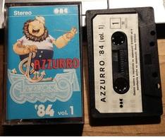 # MC / Audiocassetta: Azzurro '84 - Vol. 1 - Audio Tapes