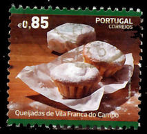 !■■■■■ds■■ Portugal 2017 AF#4846ø Traditional Sweets Portuguese Desserts Nice Stamp VFU (k0070) - 1910 - ... Repubblica