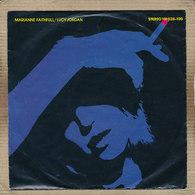 "7"" Single, Marianne Faithfull, The Ballad Of Lucy Jordan - Disco, Pop"