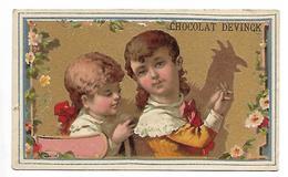 CHROMO - CHOCOLAT DEVINCK - Personnages - Chocolat