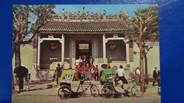MACAO POUSSE POUSSE MACAU - Postcards