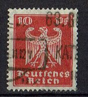 *DR 1924 // Mi. 357 X O (022.257) - Used Stamps