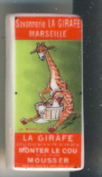 """FEVE  - FEVES -  """"PLAQUES EMAILLEES"""" - SAVONNERIES LA GIRAFE - MARSEILLE - Charms"""