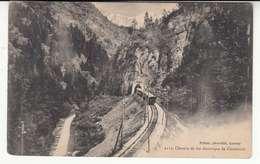 74 - Chamonix - Chemin-de-fer électrique - Chamonix-Mont-Blanc