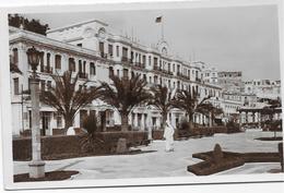 CPA - Maroc - Tanger - L'Avenue D'Espagne Et Les Nouveaux Jardins. - Tanger
