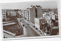CPA - Maroc - Tanger - Le Boulevard Pasteur Vers Le Consulat De France. - Tanger
