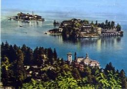 Lago Maggiore - Isola Bella E Isola Pescatori - 242 - Formato Grande Non  Viaggiata – E 5 - Italie