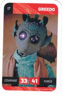 (N°17) STAR WARS - Greedo - Star Wars
