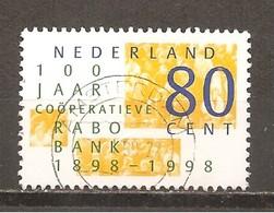 Holanda-Holland  Nº Yvert  1632 (Usado) (o) - Periodo 1980 - ... (Beatrix)