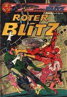 Roter Blitz Sonderheft 46 Comic-Heft Ehapa Verlag DC Comics 1979 - Livres, BD, Revues