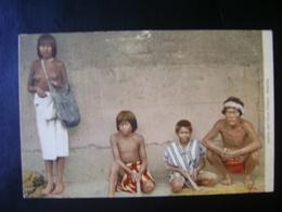 "BOLIVIA - POSTCARD ""INDIANS DEL GRAN CHACO"" IN THE STATE - Bolivie"