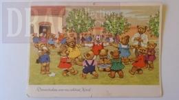 D158286 Teddy Bären,  Dornröschen War Ein Schönes Kind -  Fritz Baumgarten,   Ours Bear   Bärenkinder - Ours