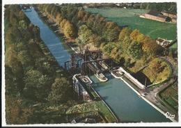 HOUDENG-GOEGNIES : Vue Aérienne De L'Ascenseur Hydraulique - La Louviere