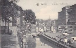 Charleroi, Le Sambre Et Les Déversoirs (pk46140) - Charleroi